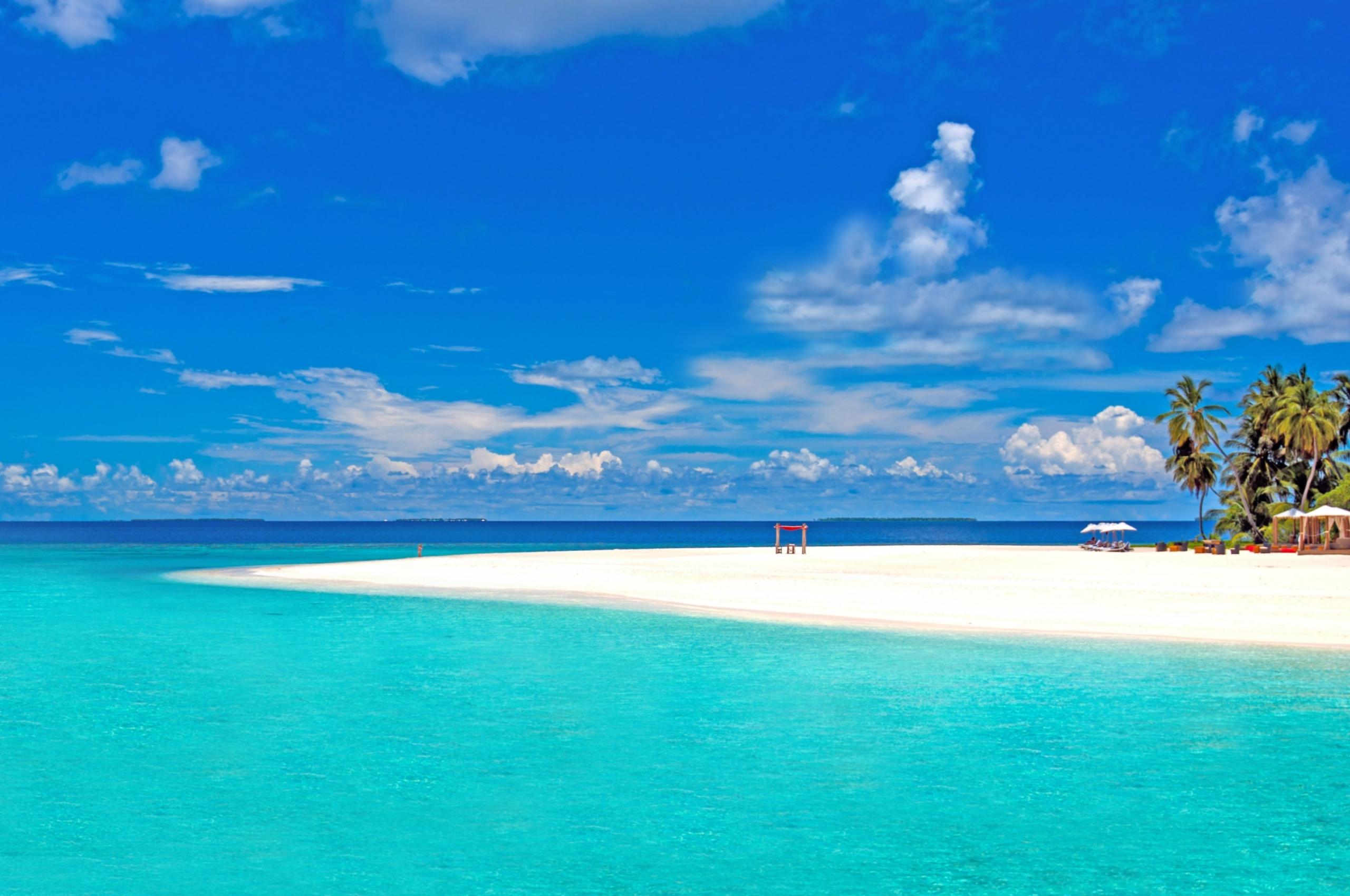 Free Download Hd Wallpapers For Mac Retina Beach Tropical Beach
