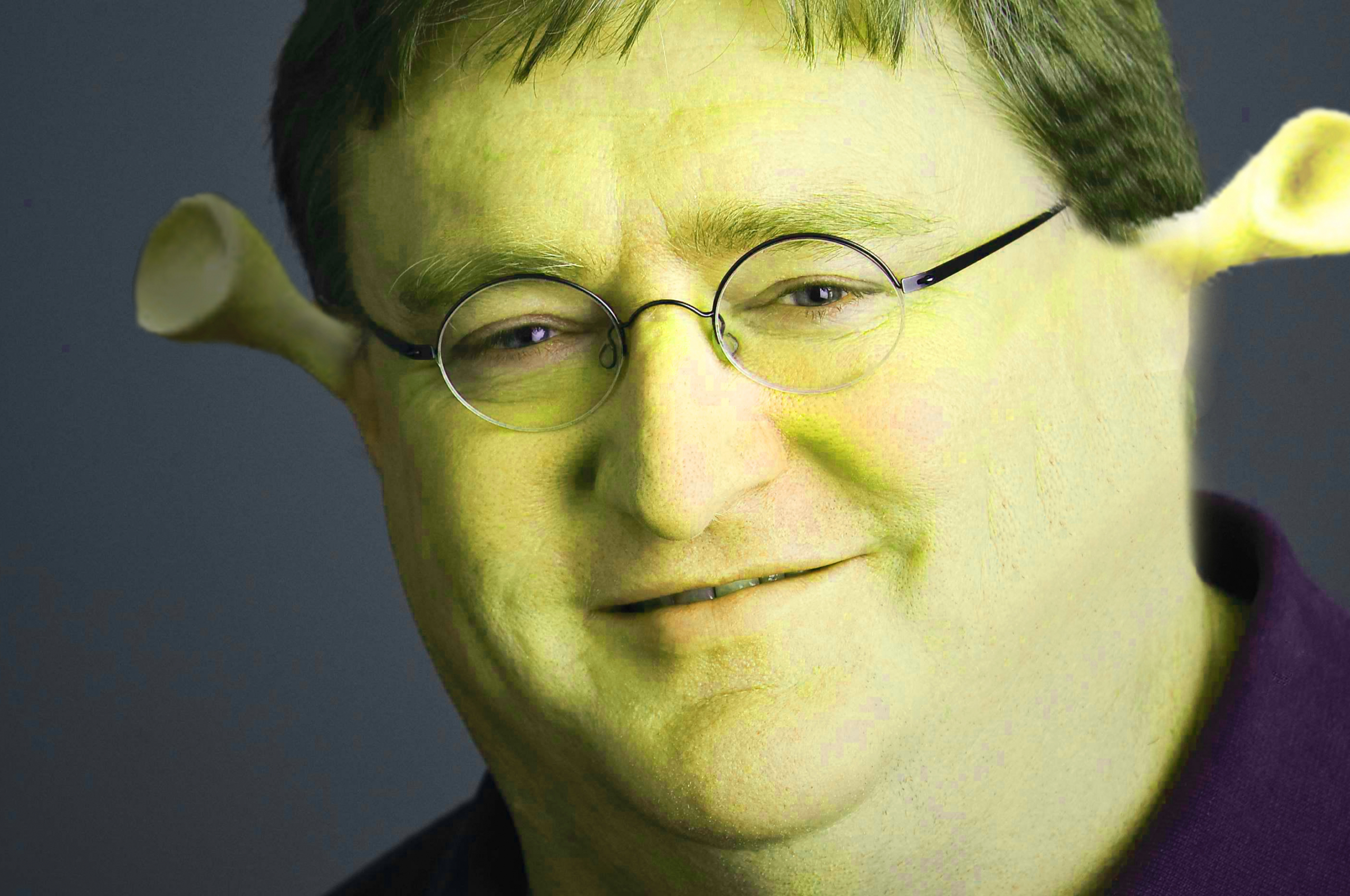 Free Download Til Gaben Is Related To Shrek And Dank Memes