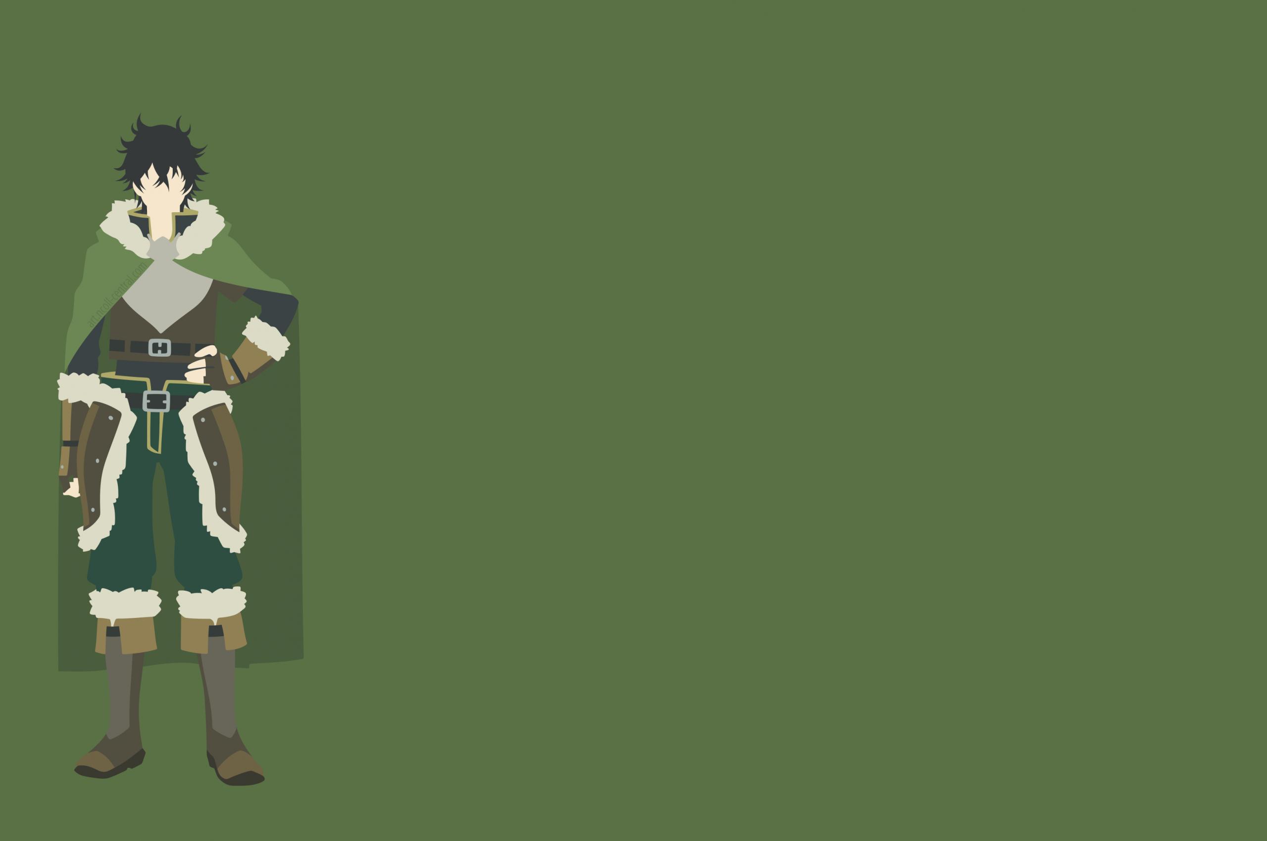 Free Download Naofumi Iwatani From The Rising Of The Shield Hero