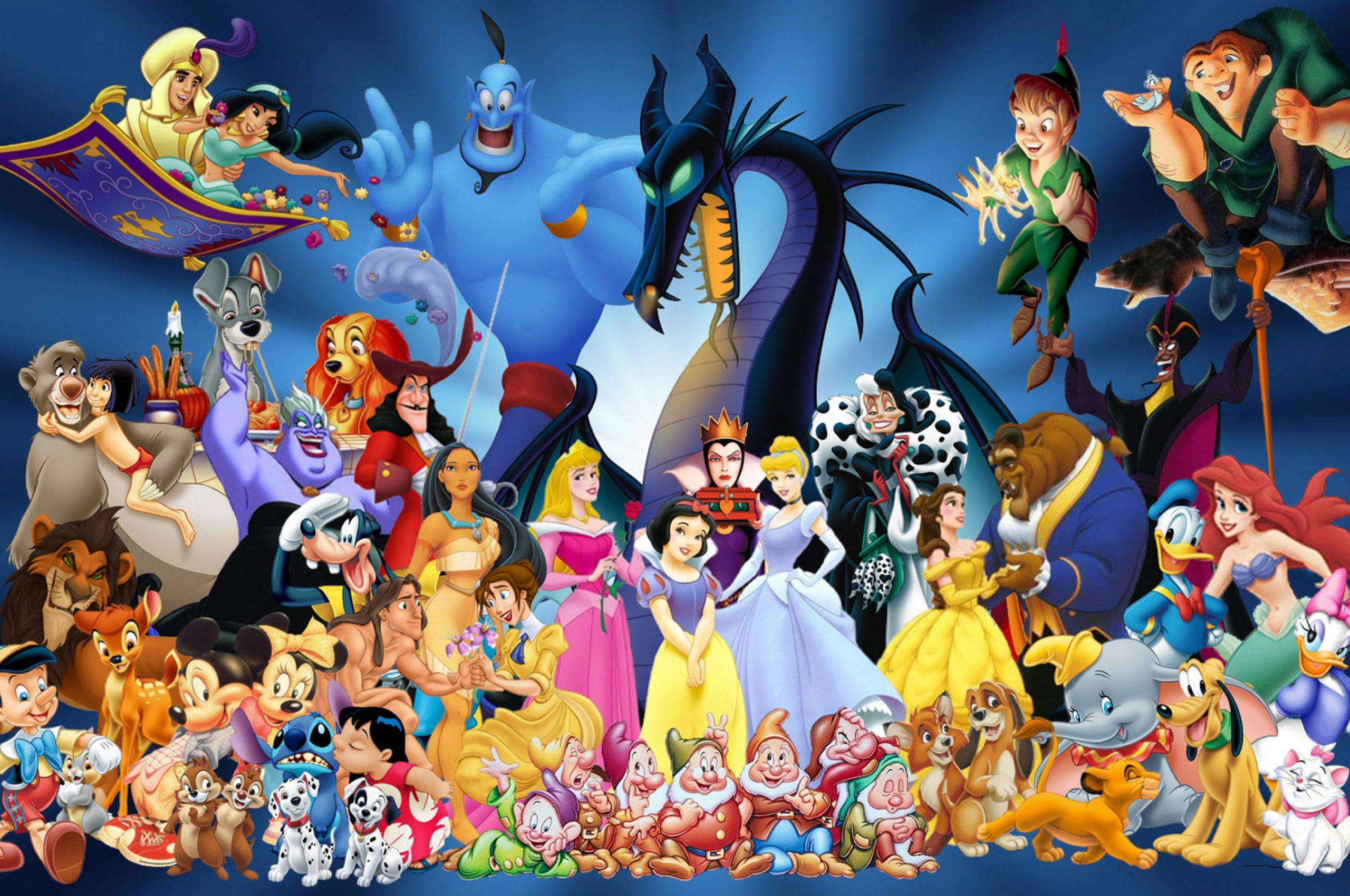 Free Download Disney Hd Wallpapers 2880x1800 For Your