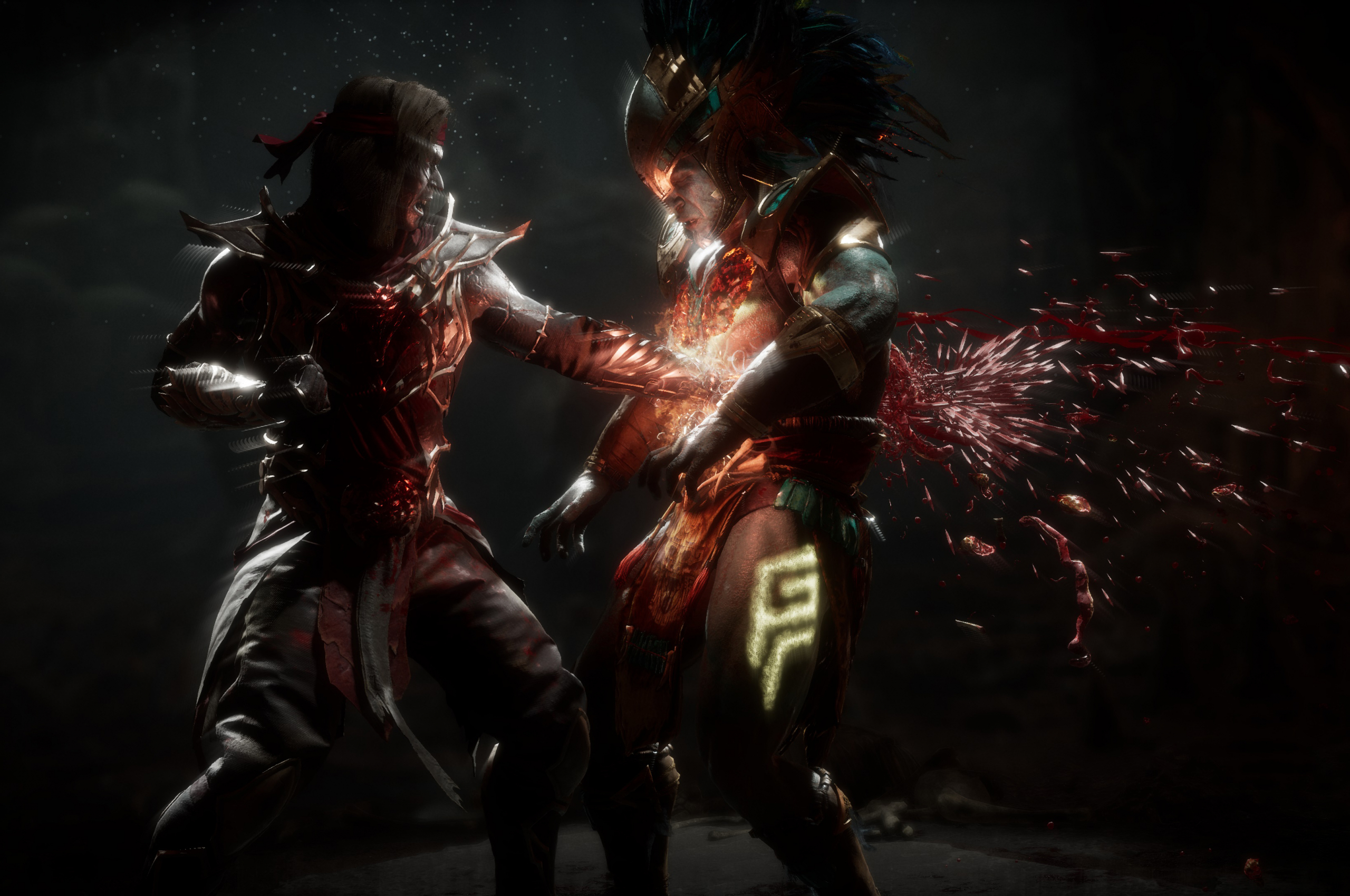 Free Download Mortal Kombat 11 Gameplay Wallpaper Hd Games 4k
