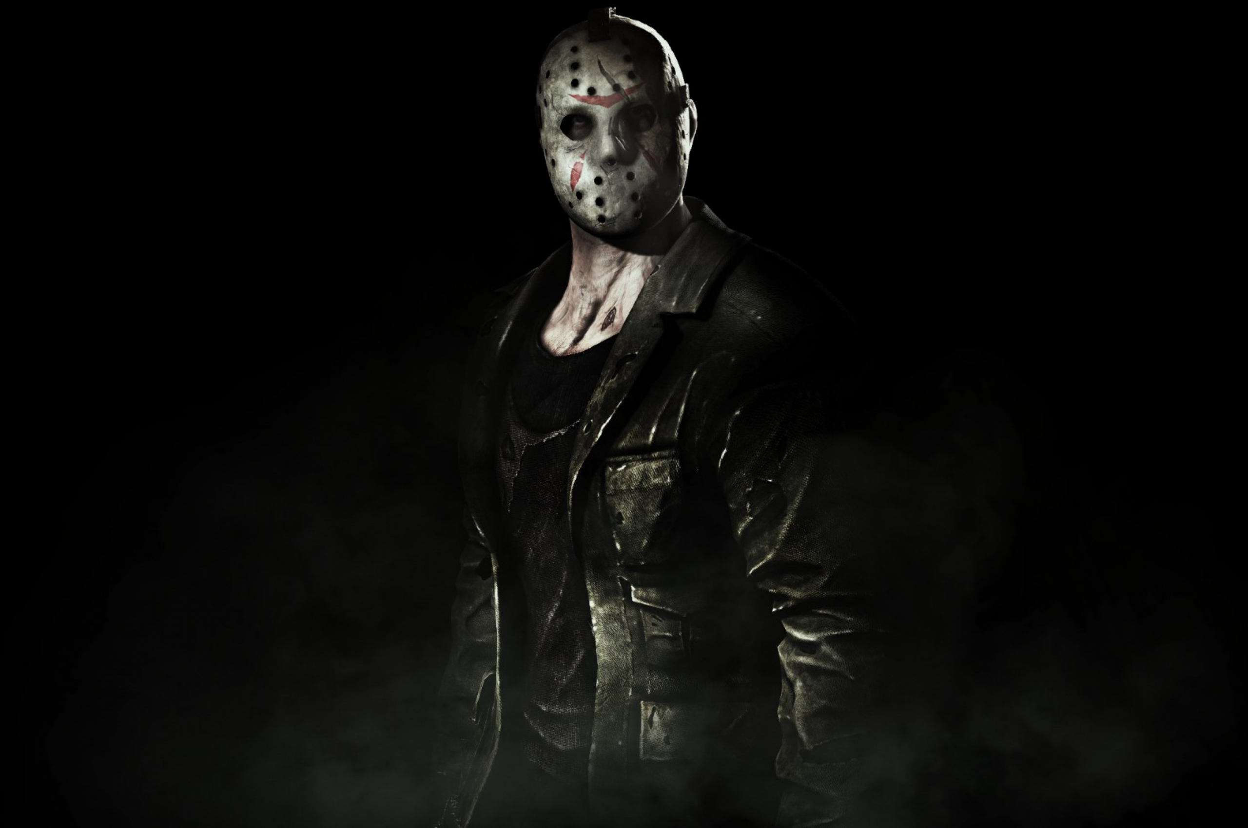 Free Download Voorhees Mortal Kombat X Scorpion Game Character