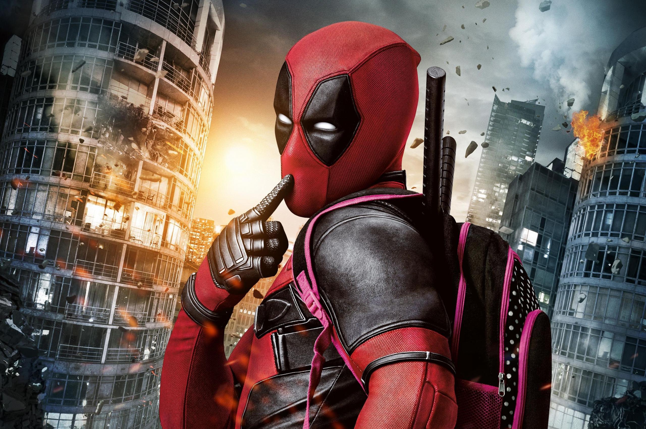 Free Download Deadpool Movie Wallpaper Marvel Deadpool Movie