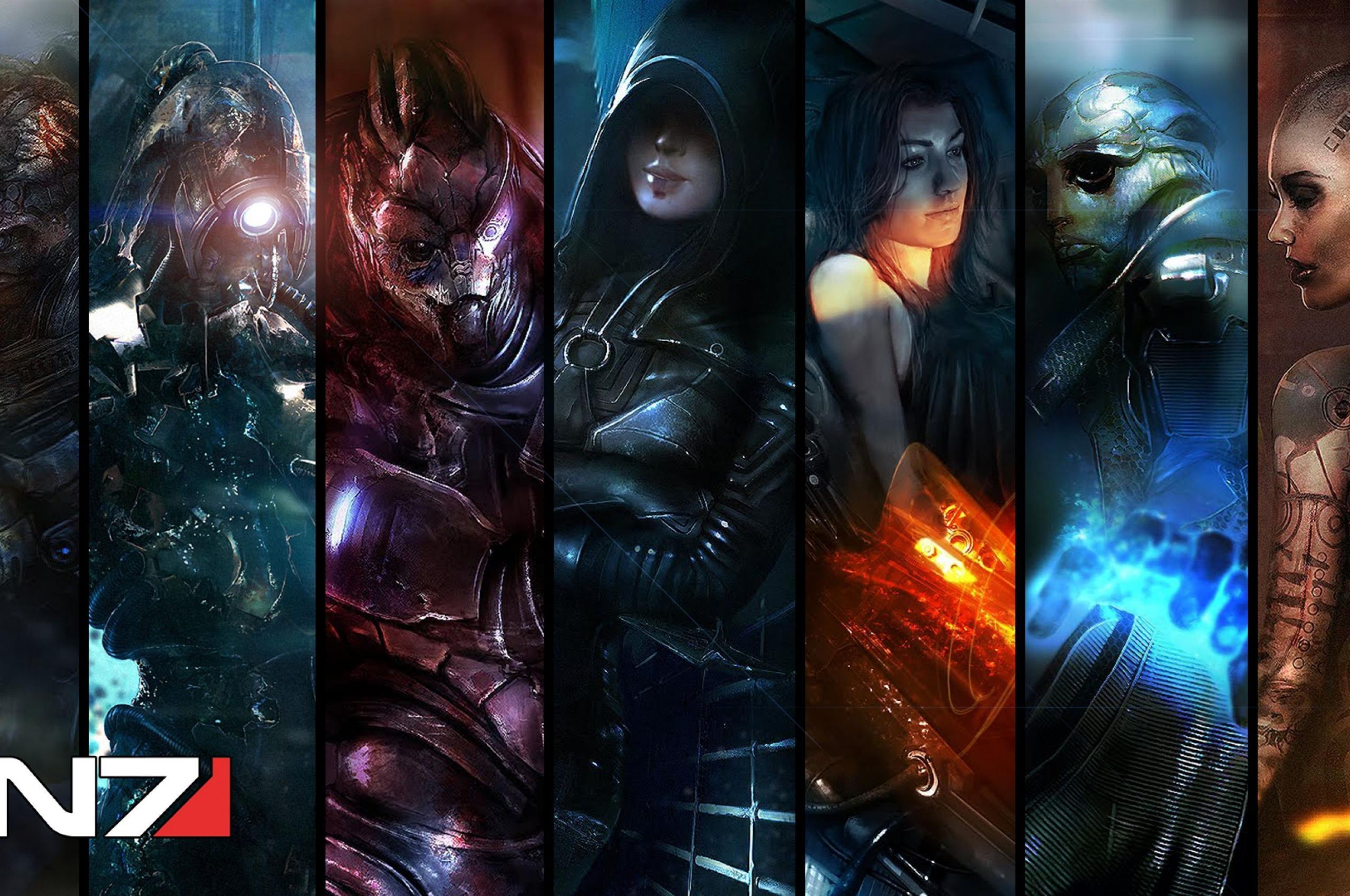Free Download 4k Mass Effect Wallpapers Top 4k Mass Effect