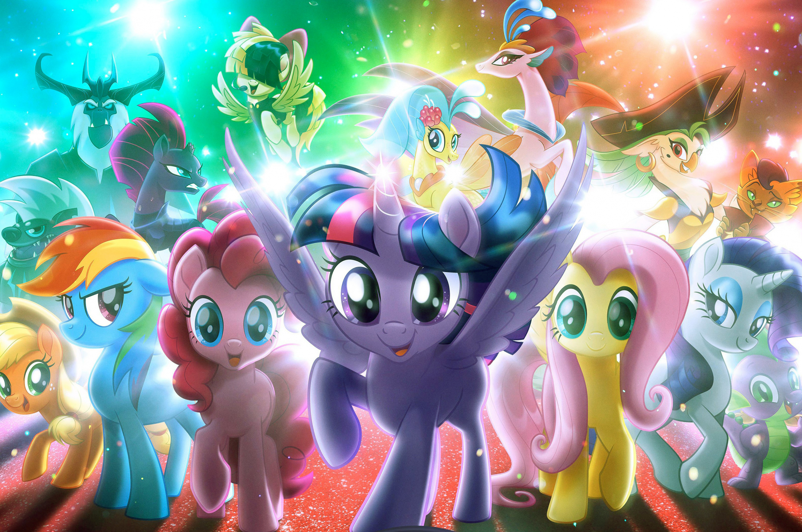 Free Download My Little Pony 2017 4k Wallpapers New Hd Wallpapers