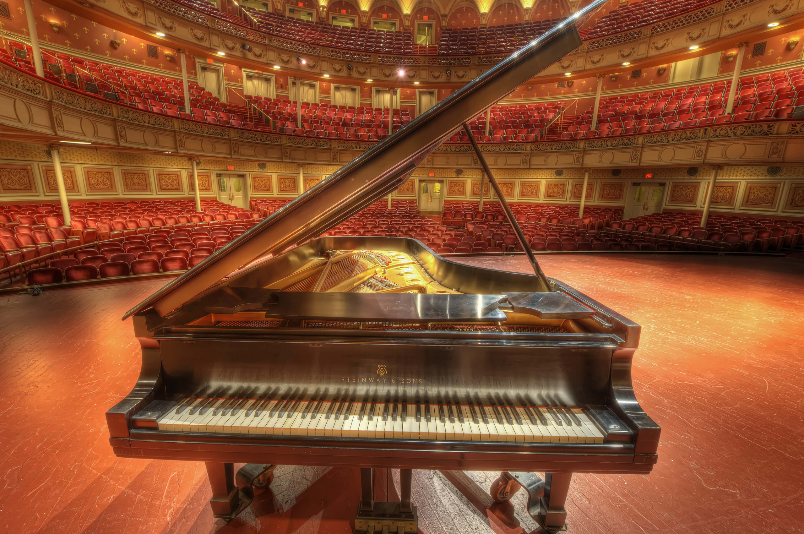 Free Download Steinway Sons Piano At Carnegie Music Hall Pittsburgh 4k Wallpaper 3840x2160 For Your Desktop Mobile Tablet Explore 13 Harpsichord Wallpapers Harpsichord Wallpapers
