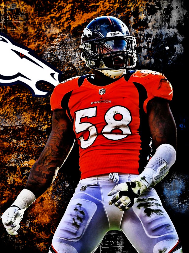Von Miller 2013 Broncos Schedule
