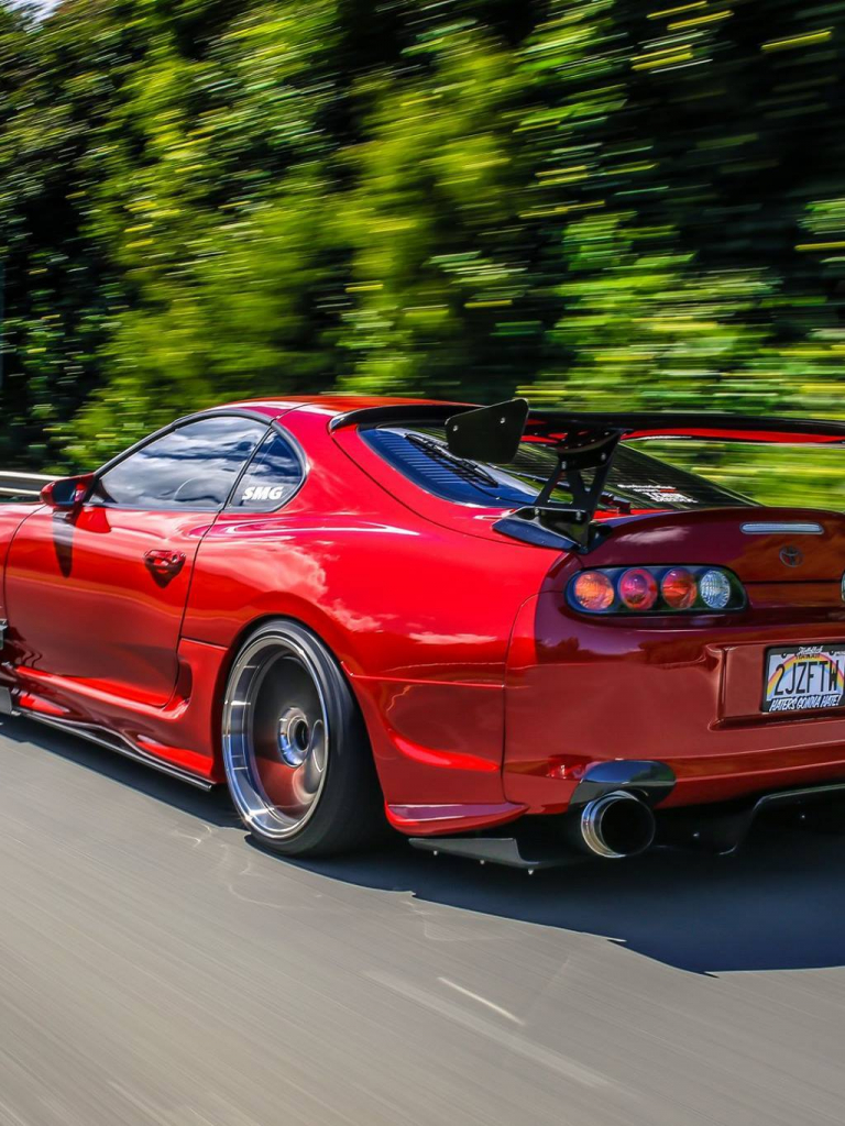 Free download Wallpapers toyota supra gt race jz tuning ...