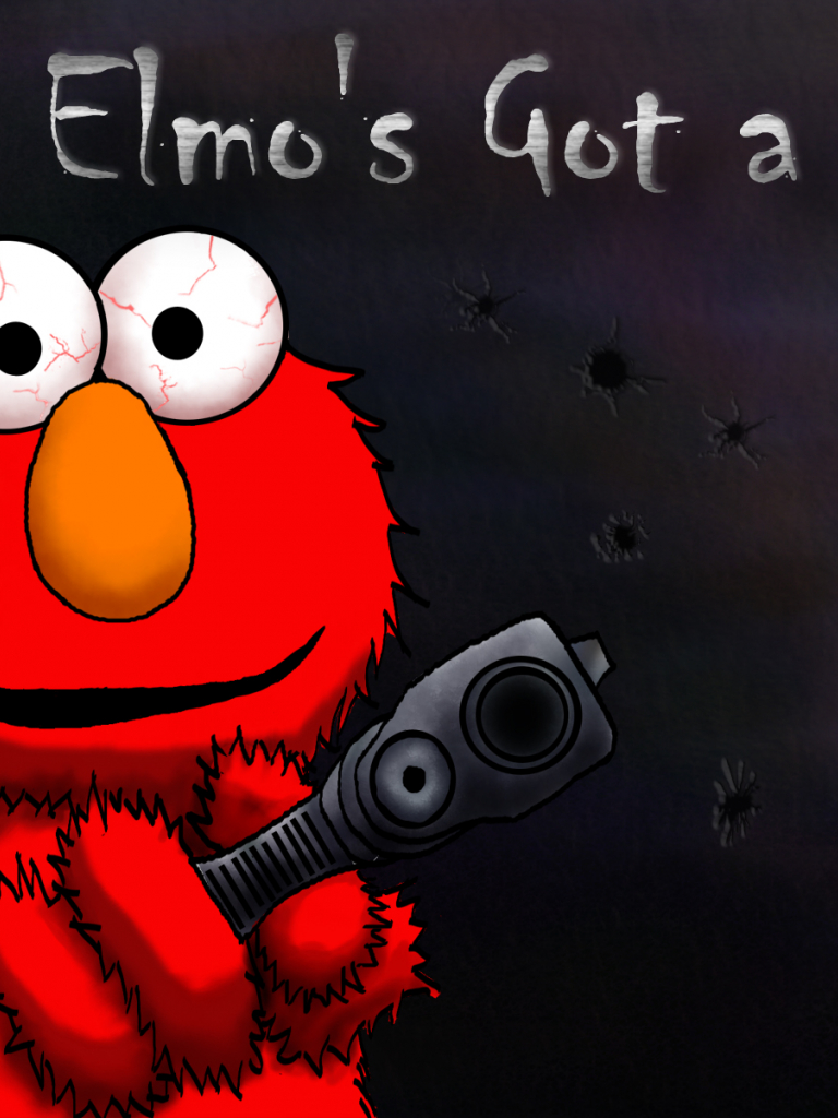 Download 500 Wallpaper Hd Elmo HD Terbaik