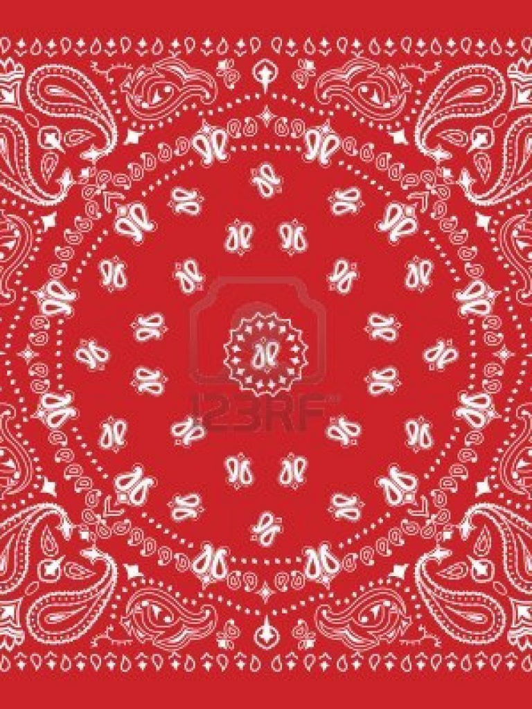 Red Bandana Wallpaper Wallpapers 1200x1200