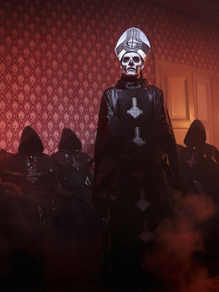 Free Download Ghost Band Wallpaper Ghost Bc 2800x1867 For