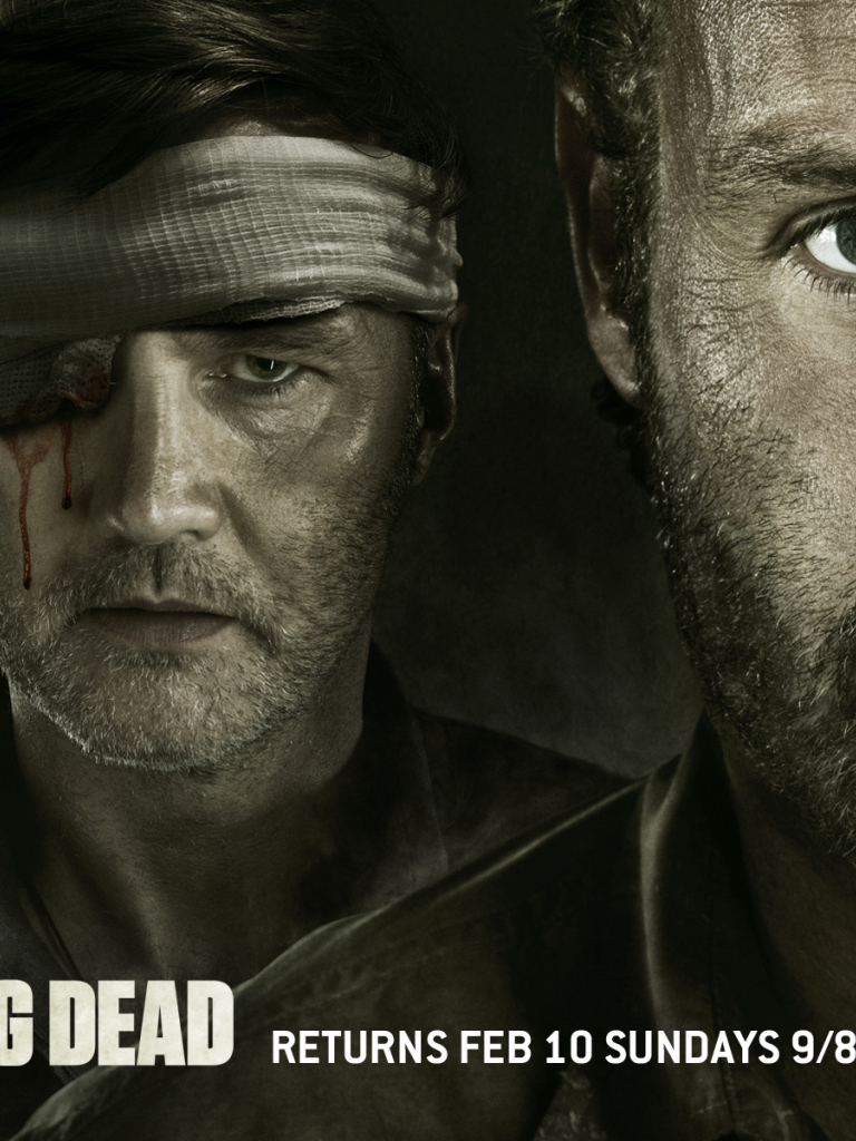 Free Download The Walking Dead Season 3 New Wallpaper Movie