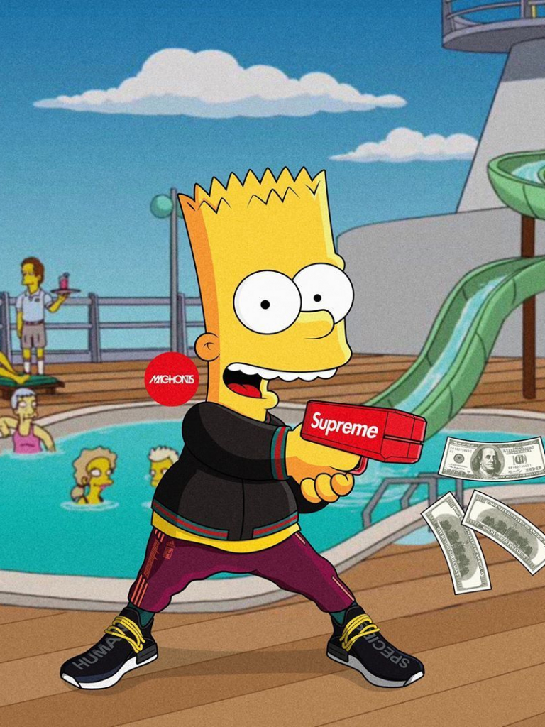 Free Download Dope Bart Simpson Supreme Wallpapers Top Dope Bart Simpson 1080x1080 For Your Desktop Mobile Tablet Explore 39 Simpsons Iphone Wallpaper Supreme Simpsons Iphone Wallpaper Supreme Supreme Simpsons