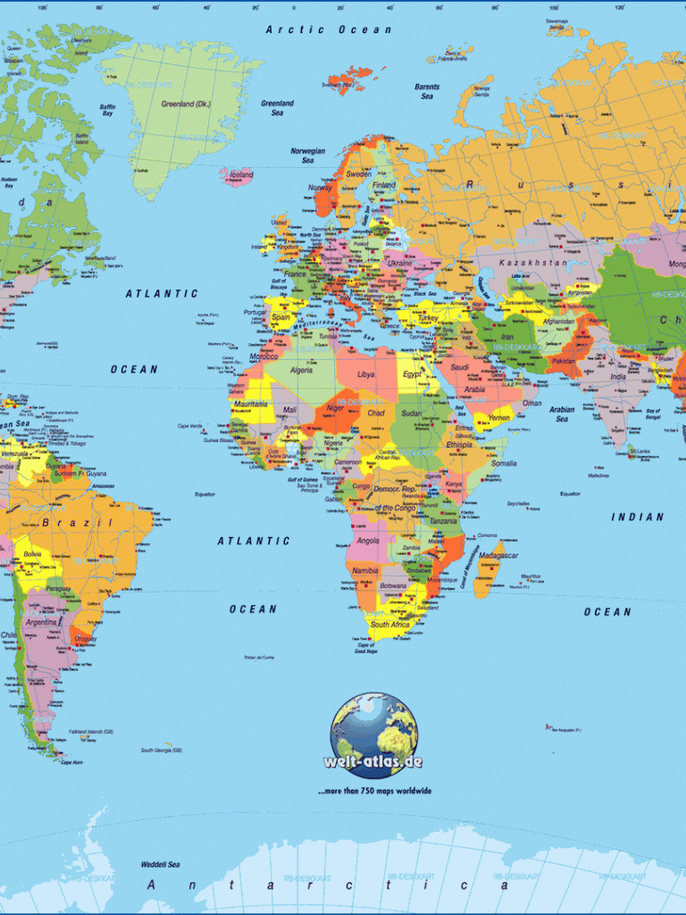 Free Download World Map Wallpapers High Resolution 1665x1080 For