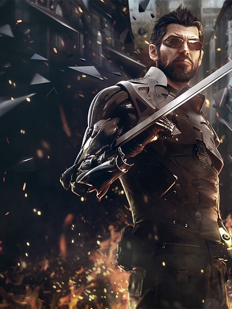 Free Download Deus Ex Mankind Divided 4k 1080p And 720p Ultra Hd