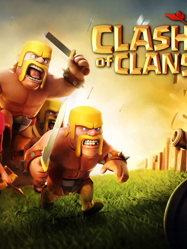 Free Download Hd Wallpapers Source Clash Of Clans Wallpapers You