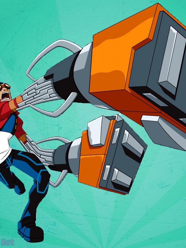 Free Download Rex Cartoon Network Hd Desktop Wallpaper Cartoon