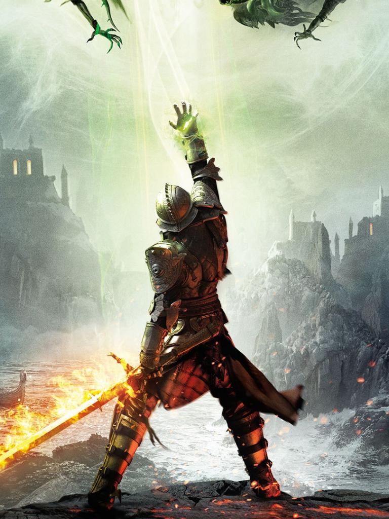 Free Download Dragon Age 3 Inquisition 4k Hd Desktop Wallpaper For