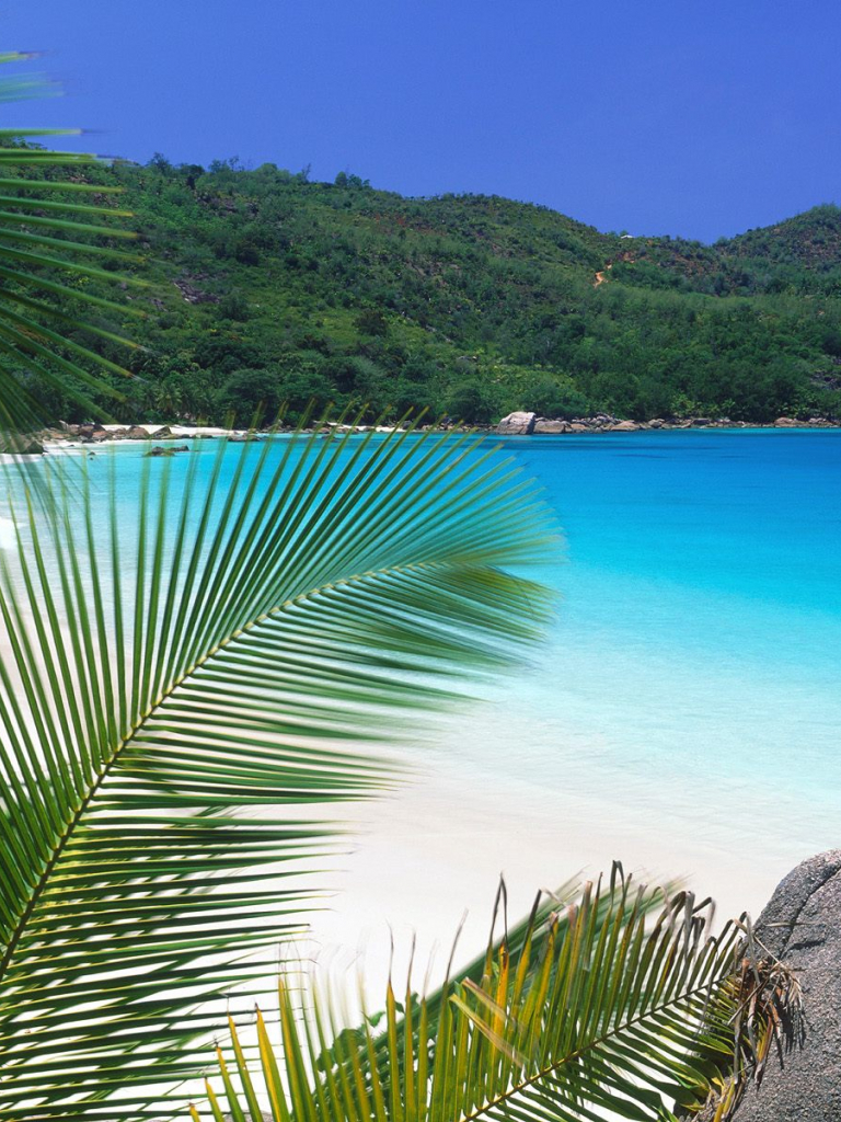 Free download Tropical Retreat Beach Wallpapers HD ...