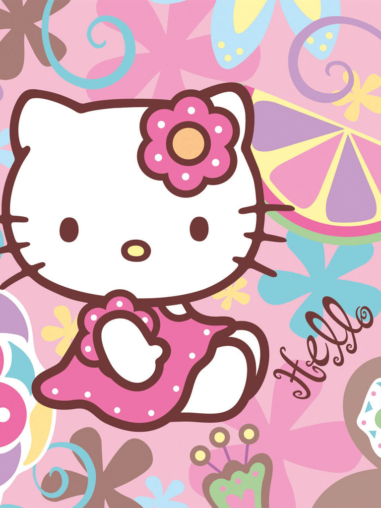 Free Download Gambar Hello Kitty Wallpaper Unik Dan Lucu