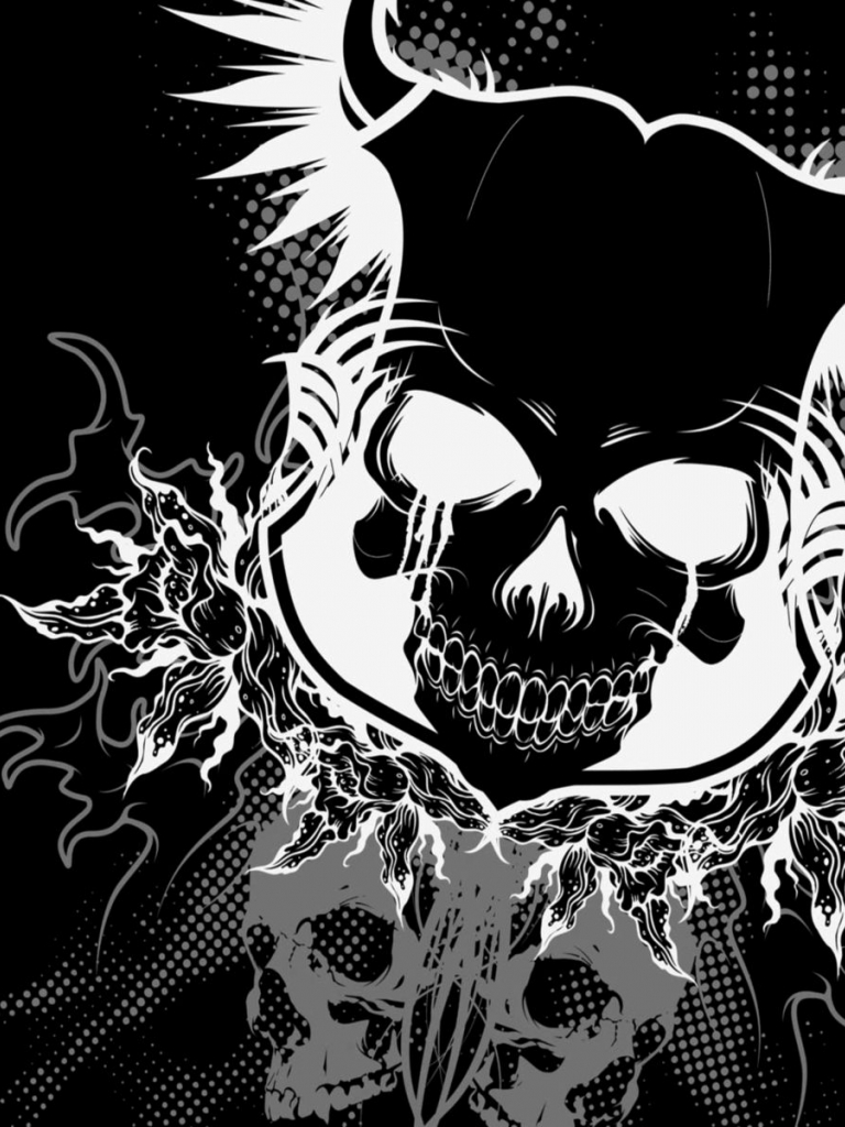 Free download Cool Skull Wallpapers Cool Skulls Wallpapers
