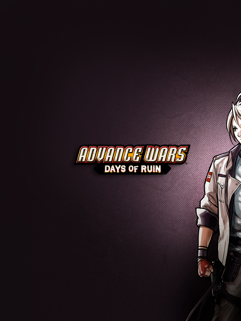 Free Download Alfa Img Showing Gt Advance Wars Days Of Ruin