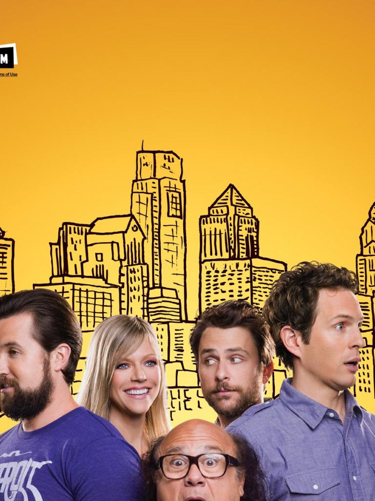 Free Download Its Always Sunny In Philadelphia Wallpaper 6