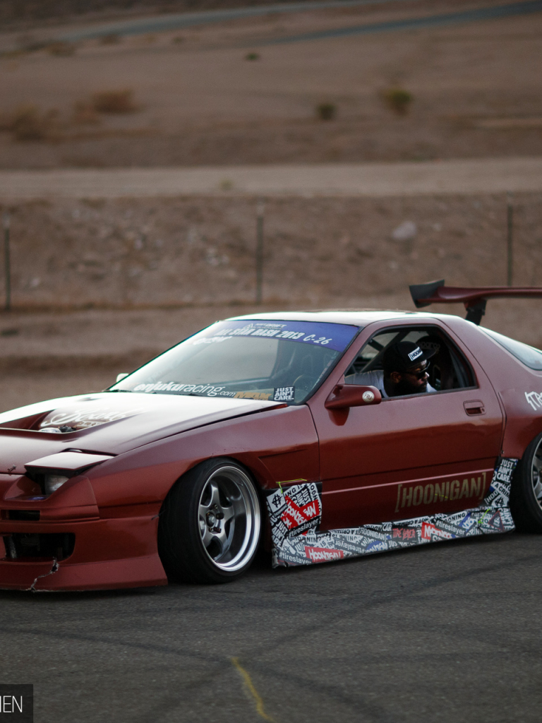 Free download Street Shark Mazda FC3S RX 7 tuning drift ...