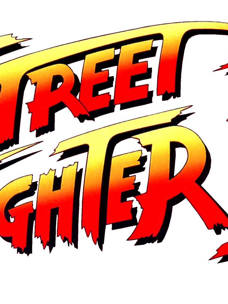 Free Download Street Fighter 2 Logo Hunt Logo 2512x1448 For Your