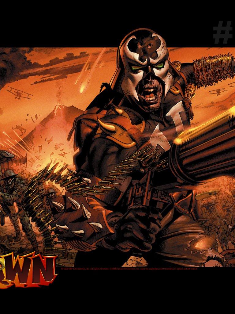 Hell Spawn Wallpaper Hellspawn Comic Wallpapers WallpapersIn4knet 1280x1024