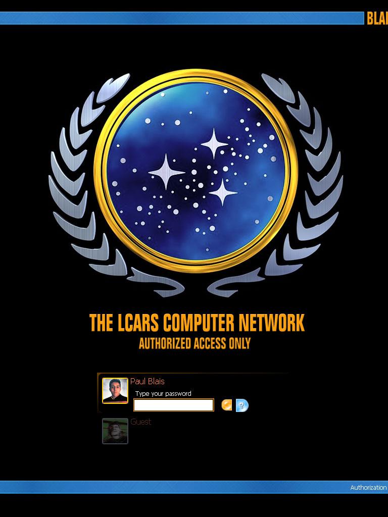 Free Download Logonstudio Xp Star Trek United Federation Of