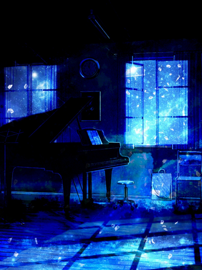 Free Download Download Music Room Piano Anime Original Dark Wallpaper 1680x1050 For Your Desktop Mobile Tablet Explore 28 Room Anime Wallpapers Room Anime Wallpapers Wallpaper Room Room Desktop Wallpaper
