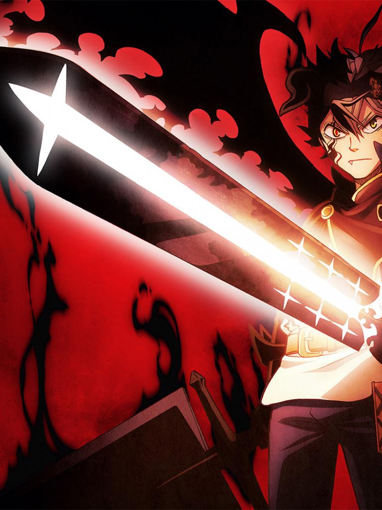 Free download Wallpaper of Anime Asta Black Clover Demon ...