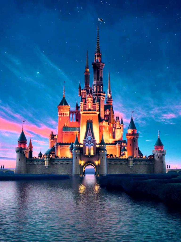 Free download Walt Disney Studios The Castle Logo 2012 HD ...