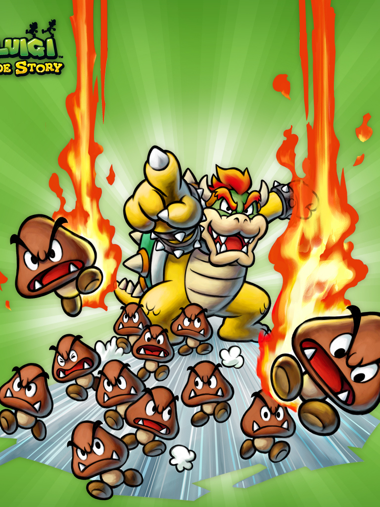 Free Download Tmk Downloads Images Mario Luigi Bowsers Inside
