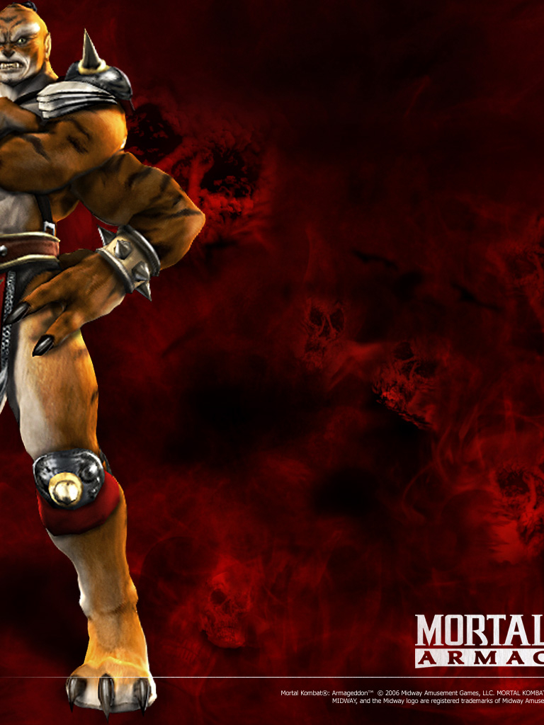Free download Mortal Kombat Armageddon Characters Wallpapers