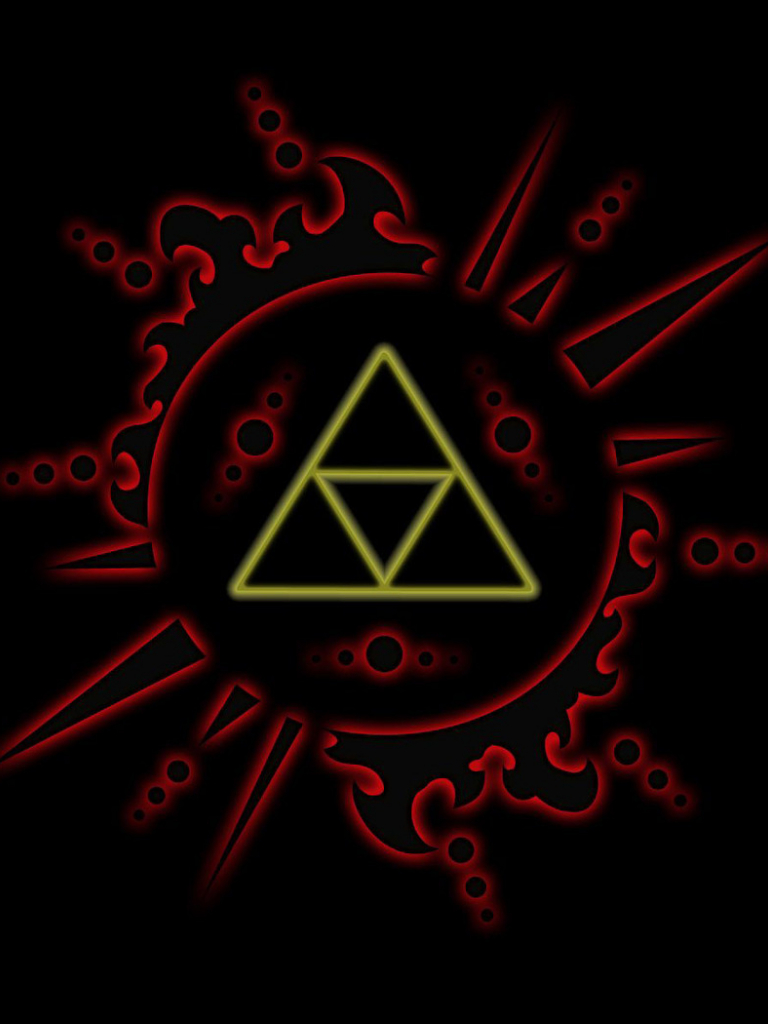 Free Download Triforce The Legend Of Zelda Wallpaper Game