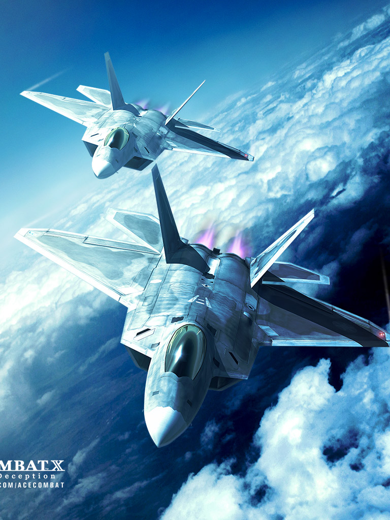 Free Download Video Game Ace Combat Ace Combat 3 Wallpaper