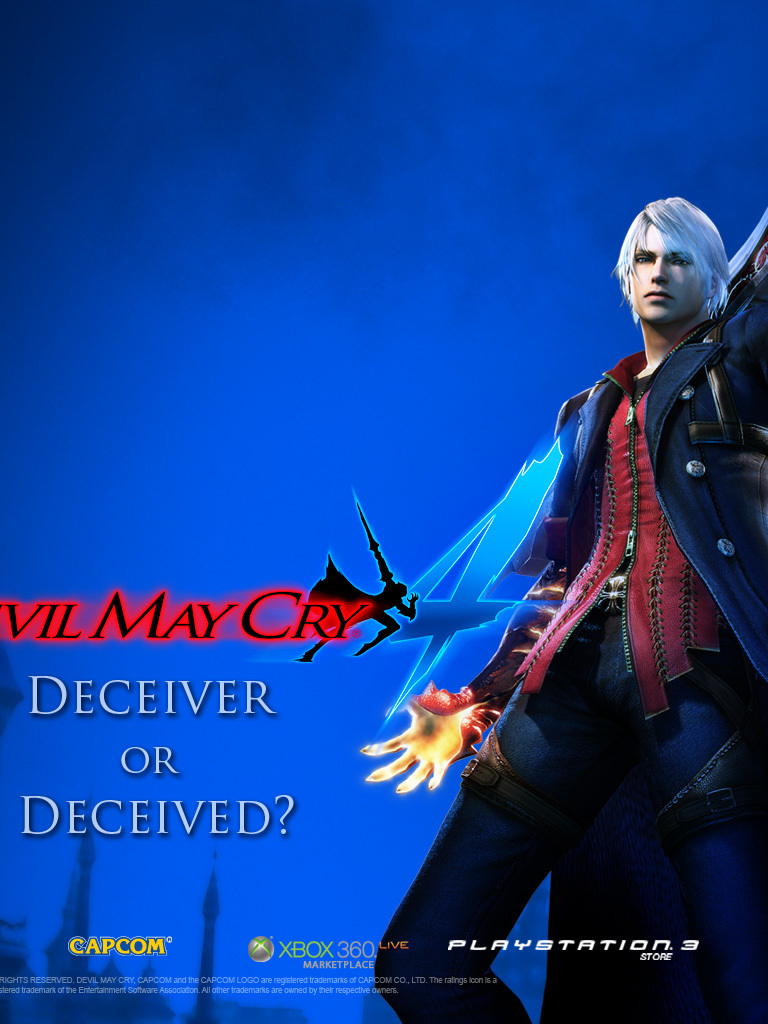 Free Download Devil May Cry 4 Devil May Cry Wallpaper 8785641