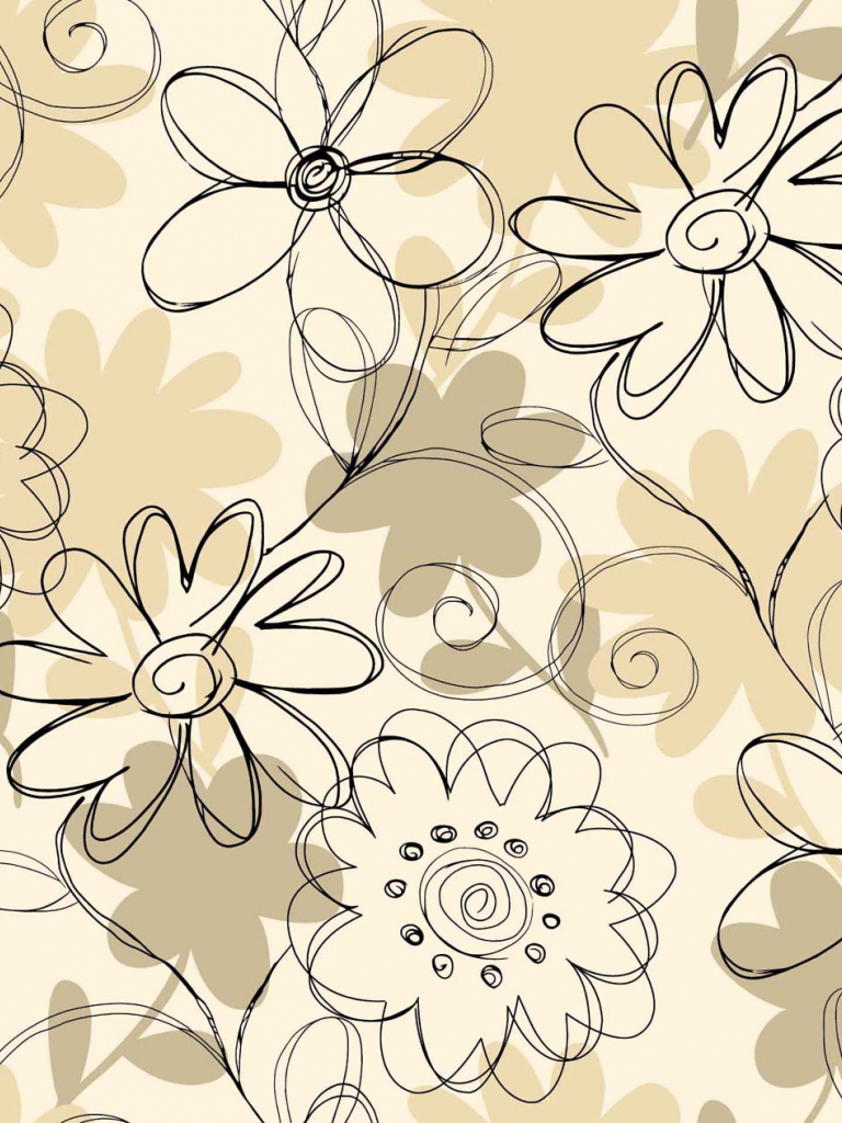 Free Download Floral Print Wallpaper Tumblr Abstract Floral Print