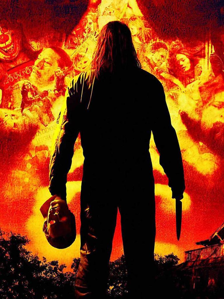 Free Download Halloween 2007 Wallpaper Slasher Films
