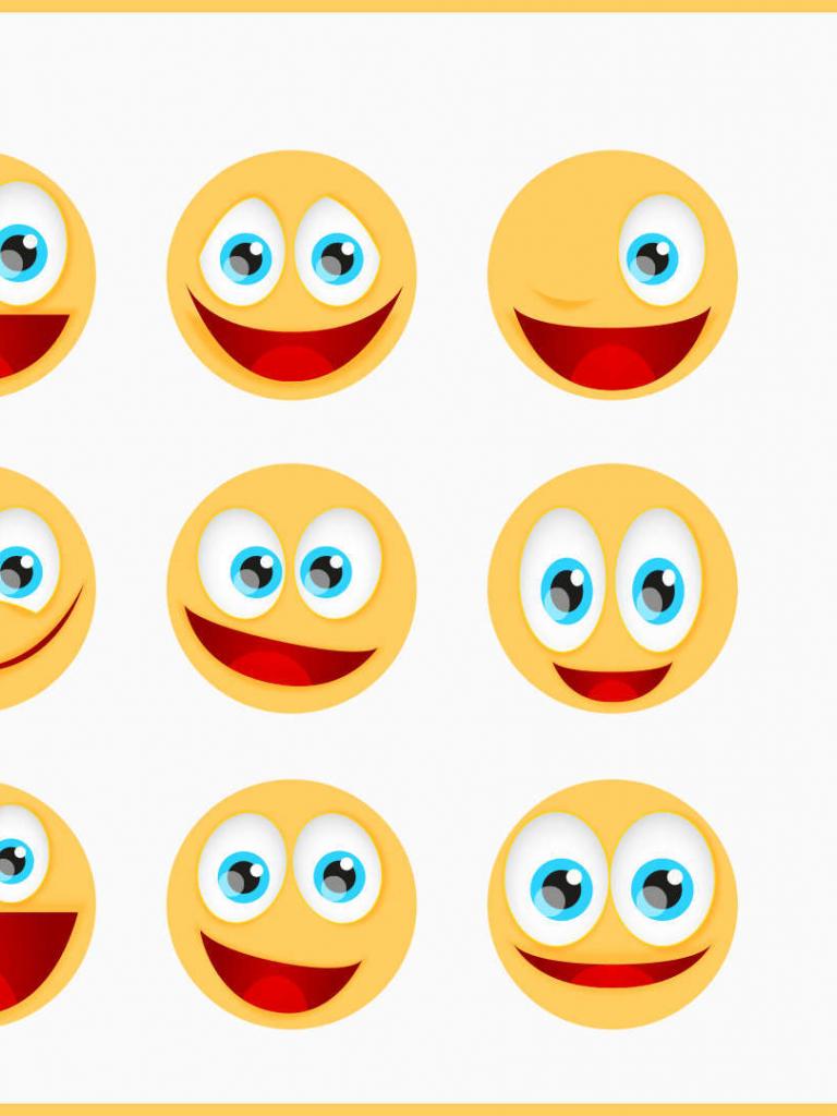Free download Wallpaper New Emoji Hd Wallpaper 1080p ...