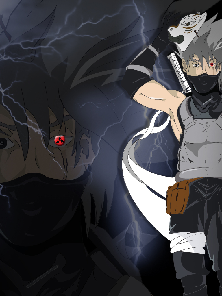Free Download Anbu Kakashi Wallpaper Anbu Kakashi W