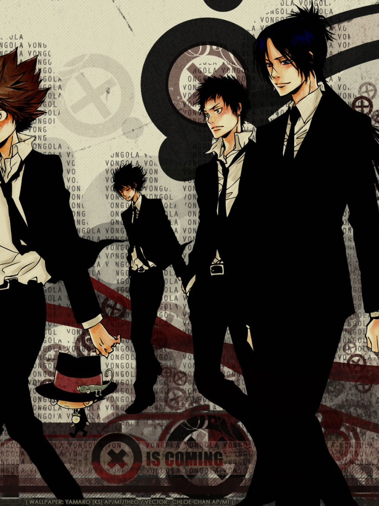 Free Download Khr Wallpapers Katekyo Hitman Reborn Wallpaper
