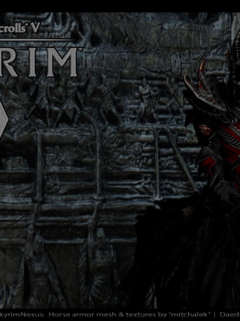Skyrim main menu replacer nexus