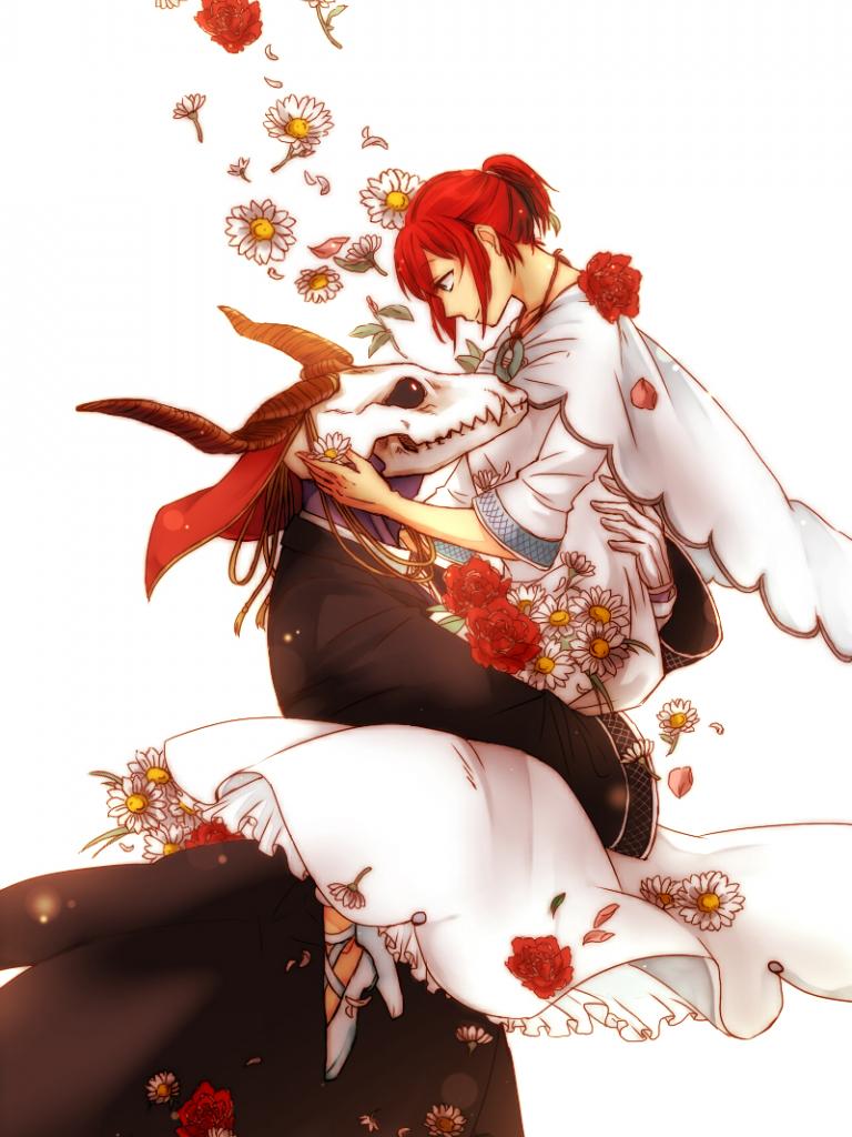 Free Download Mahou Tsukai No Yome The Ancient Magus Bride Mobile