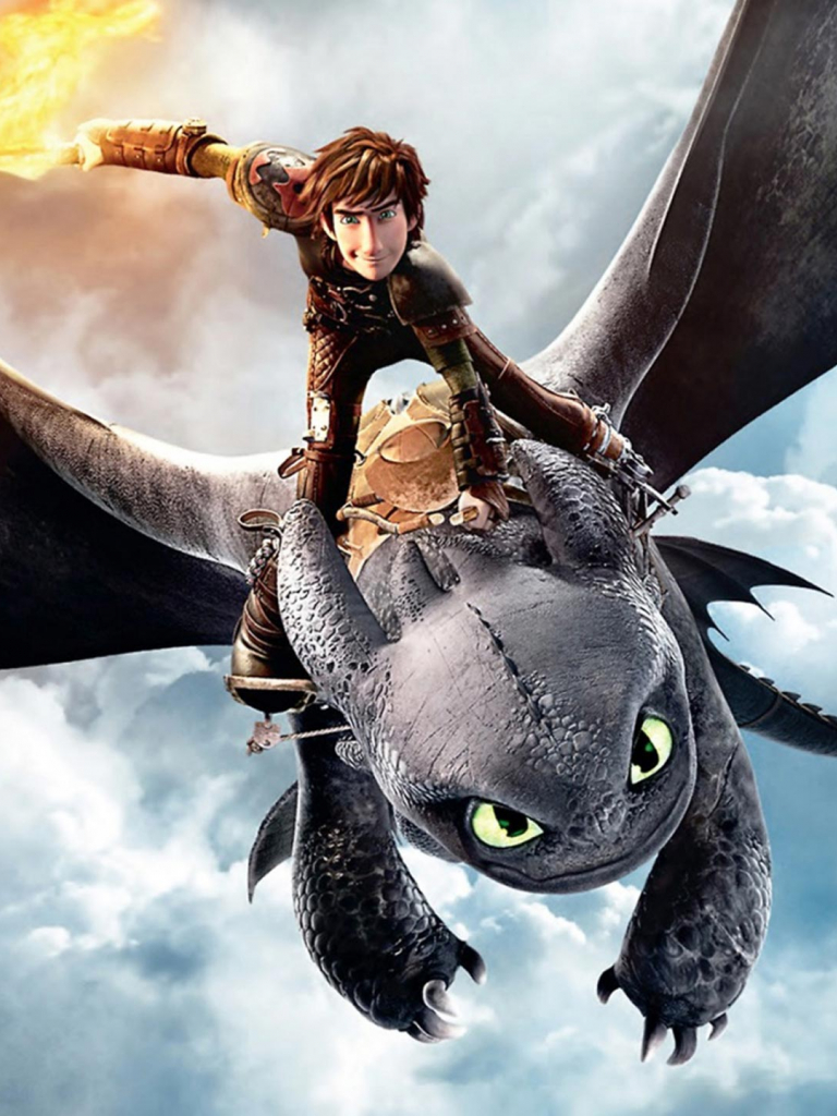 Free Download How To Train Your Dragon Hd Wallpapers Download