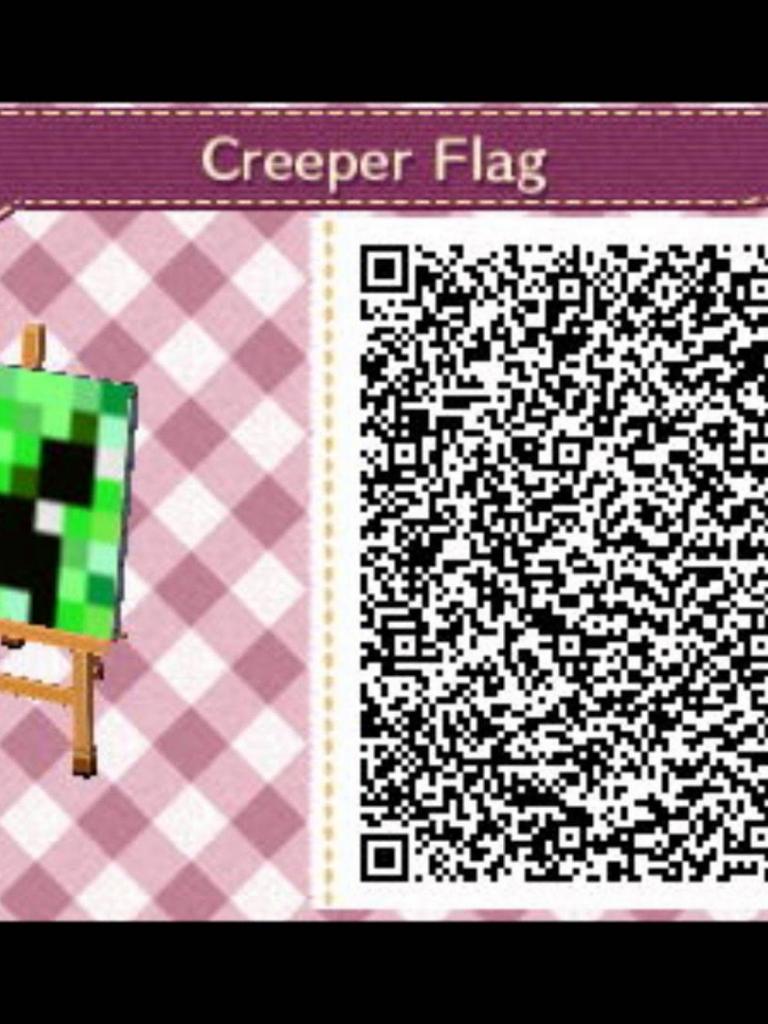 Free Download Animal Crossing New Leaf Design Qr Codes Volume 1 1440x1080 For Your Desktop Mobile Tablet Explore 48 Animal Crossing Wallpaper Qr Codes Ipod Qr Codes Wallpaper Acnl