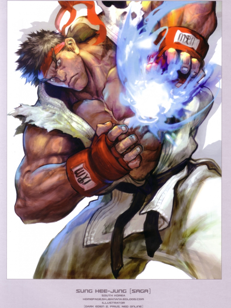 Free Download Ryu Street Fighter Iphone Wallpaper Ryu Street