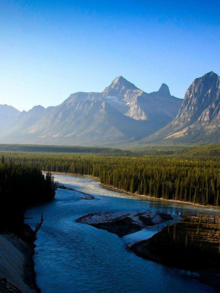 Free Download Great Mountains And Rivers 1920x1080 1080p Hd